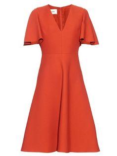 Argyle-print cady midi dress | Peter Pilotto | MATCHESFASHION.COM UK
