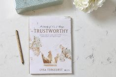 Today we're sharing an excerpt from Lysa TerKeurst's new study, Trustworthy, which releases November 12. Pre-order your copy or see a free sample today atLifeWay.com/Trustworthy. In fact, when you pre-orderthe Trustworthy Leader KitorBible Study Book on LifeWay.com now through November 11, and you'll get a 1&2 Kings commentary eBook for free! We've also included some … Lysa Terkeurst, Bible Study Tips, Thing 1, Felt Hearts, Bible Studies, Look In The Mirror, Christian Life, Free Samples, Cool Wallpaper
