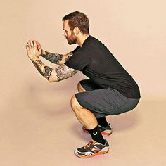 For non gym days - Bob Harper's Fat Blasting 20 min Workout