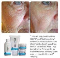 Rodan + Fields gives you the best skin of your life and the confidence that comes with it. Created by Stanford-trained Dermatologists, we understand skin. Our easy-to-use Regimens take the guesswork out of skincare so you can see transformative results. Redefine Regimen, Rodan And Fields Redefine, Skin Care Regimen, Best Skincare Products, Beauty Products, Younger Looking Skin, Anti Aging Skin Care, Good Skin, Sensitive Skin