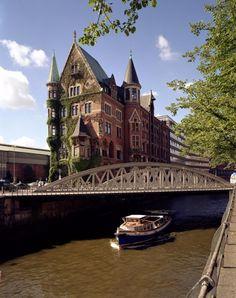 Weltkulturerbe Speicherstadt Hamburg