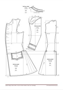 Mens waistcoat pattern -- not accurate time period, but may suit us if we need to make doublets for the men. 18th Century Clothing, 18th Century Fashion, Historical Costume, Historical Clothing, Clothing Patterns, Sewing Patterns, Vogue Patterns, Vintage Patterns, Vintage Sewing