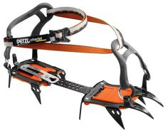 Petzl Vasak Leverlock Crampon One Size. Available with Leverlock Universel or Flexlock bindings, in order to attach to all types of boots. Antisnow system, included with crampons, limits snow buildup in any snow conditions. Ski Boots, Hiking Boots, Outdoor Survival, Outdoor Gear, Mountain Gear, Alpine Mountain, Mountain Climbing, Ski Bindings, Ski Touring