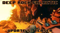 Deep Rock Galactic - Update 5 Teaser