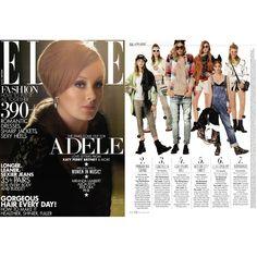 ELLE Magazine S/S13