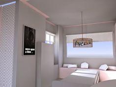 realisation juin 2013  chambre d'enfant chez un particulier  scénographie et réalisation marylin raba