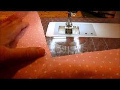 ▶ Fitted Crib Sheet Tutorial - YouTube