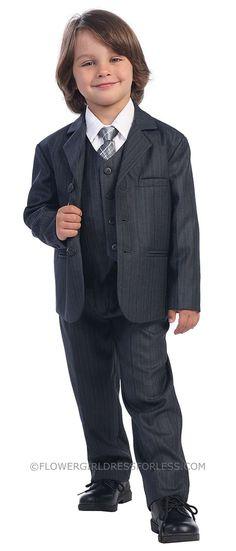 Boys 5 Piece Suit Set Set Style 3730 $39.95