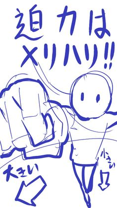 【お絵かき初心者の味方】優しく教えます。お絵かきの青ペン先生|萌えイラスト上達法! お絵かき初心者の学習部屋