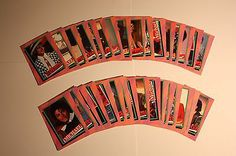 Michael Jackson Topps Collector Cards From 1984 - http://www.michael-jackson-memorabilia.com/?p=7013