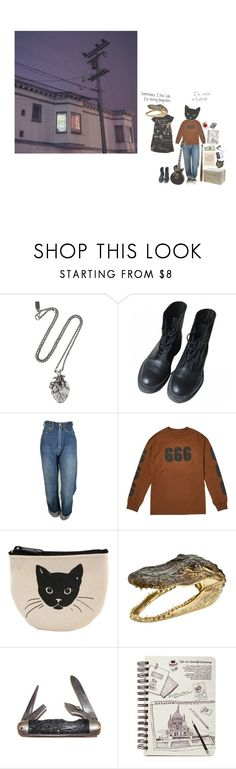 """""""MaeBea"""" by wildflower-witch ❤ liked on Polyvore featuring Pamela Love, COS, Levi's, Market, CASSETTE, Mae, bea, nitw and nightinthewoods"""