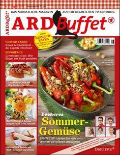 ARD Buffet Magazin 8/2014 Leckeres Sommergemüse