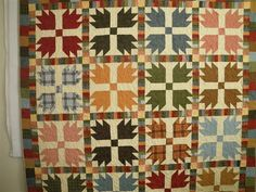 MY BROTHERS FLANNEL BEAR PAW QUILT - Quilters Club of America