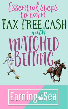 Earn tax-free cash Matched Betting! One of my favourite ways to make money from home. It's risk free and I can help you get started today!   #homebusiness #money #workfromhome #matchedbetting #frugal #frugalfamily #pbloggers #mum