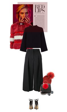 """""""Sundays - 21.02.16"""" by matilda66 ❤ liked on Polyvore featuring Inverni, AINEA, Erdem, Jaeger, Witchery, Les Petit Joueurs, Miu Miu, women's clothing, women and female"""