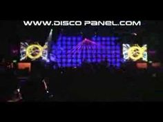 http://www.disco-designer.com LED Disco Panel bubbles in action Video recorded in PR Club Golden sands Bulgaria