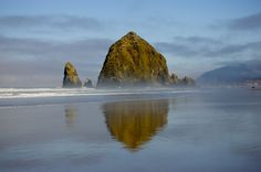 Haystack at Cannon Beach