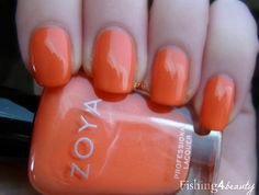 Fishing4Beauty: Zoya Stunning Collection @Zoya Nail Polish Thandie #zoyanailpolish #zoyastunningirresistible
