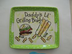EXTRA LARGE 15\  Personalized BBQ Plate - - Hand Painted Ceramic Grill Plate - Great Father\u0027s Day Gift | Bbq plates Hand painted ceramics and Painted ... & EXTRA LARGE 15"|236|177|?|en|2|35782fa004a423ac0fb372538ef110db|False|UNLIKELY|0.3601754307746887