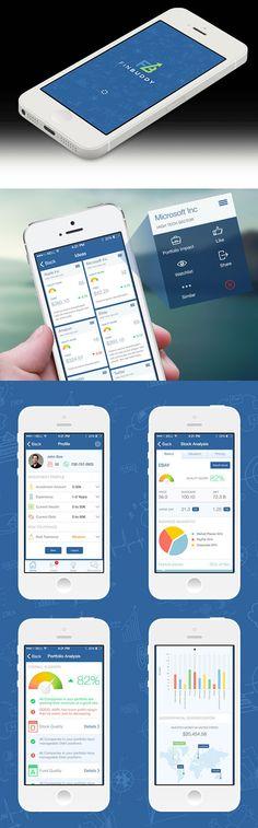 Mobile UI Design Inspiration #20 | Smashfreakz