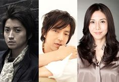 """Kiuchi Kazuhiro's debut novel """"Wara no Tate"""" to get live-action adaptation starring Osawa Takao & Matsushima Nanako"""