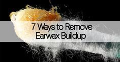 Earwax can be an uncomfortable, painful nuisances! To avoid damaging your ear with cotton swabs, you should try home remedies to remove earwax buildup