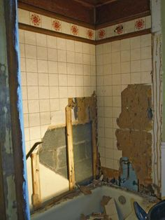 Remodel Bathroom Without Removing Tile how to remove bathroom tile without damaging the plaster walls