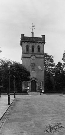 Christ Church, photograph taken in demolished in now a park at the top of The Parade. I remember this church-just about! Roaring Twenties, Photographs, Photos, Wall Street, Christ, Spa, History, Building, Places