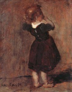Learn more about Study Mihaly Munkacsy - oil artwork, painted by one of the most celebrated masters in the history of art. Old Master, Contemporary Art, Study, Fine Art, History, Children, Artwork, Portraits, Oil