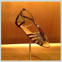 Dolce&Gabbana #shoes #sandal #SpringSummer #FolliFollie #collection
