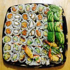 Sushi Platter!!