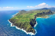 """""""Another awesome view of Makapu'u.  How are you spending your Monday? #hawaii #paradise #adventure #explore #island"""""""