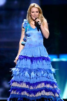 Eurovision Song Contest Fashion: The Good, The Bad And The Very Ugly | Marie Claire