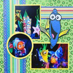 Finding Nemo - LHP - Scrapbook.com