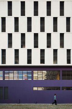 Jardim Edite Social Housing Complex by MMBB and H+F Arquitetos