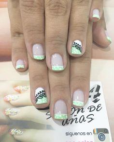 Uñas Dani, Manicure And Pedicure, Manicures, Nailart, Makeup, Beauty, Beautiful, Ideas, Nail