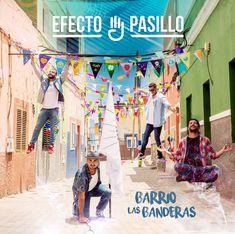Efecto pasillo Barrio banderas