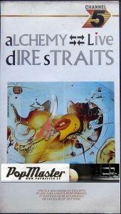 Dire Straits Alchemy Live VHS Cassette CFV 00122