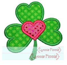 Shamrock Heart Lynnie Pennie