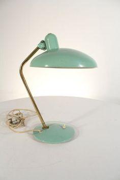 Table lamp, Koranda, based on a Christian Dell design