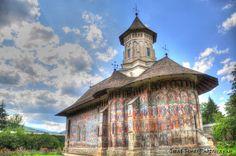 The Moldovita Monastery is a Romanian Orthodox monastery situated in the commune of Vatra Moldovitei, Bucovina, Romania. http://greattimesphotography.blogspot.ro/2015/08/moldovita-monastery.html