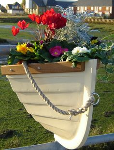 Boat Planter   Google Search