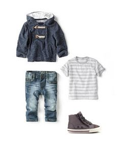 Super cute style board! I love the hoodie and skinny jeans!