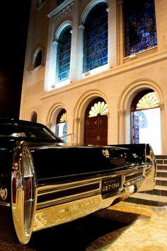 Cadillac Fleetwood 1968 Limousine