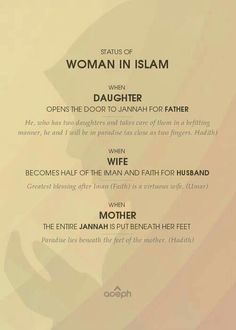 """Study Islam from the right sources. Don't believe the mainstream media lies"" Islam appreciates women more than any other religion nor person did or even will. Allah Islam, Islam Hadith, Islam Muslim, Islam Quran, Alhamdulillah, Duaa Islam, Hadith Quotes, Muslim Quotes, Quran Quotes"