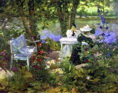 sir john lavery paintings