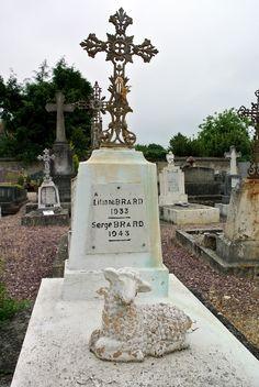 Le cimetière de Deauville
