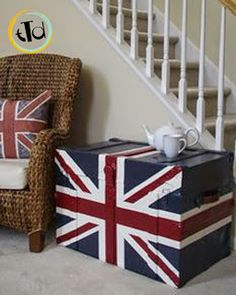 Cassapanca British!