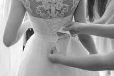 En un día tan importante no puedes ir vestida con cualquier atuendo #novias #casamiento #ceremonia #fiesta #vestidos #vestidosdenovia #NotreAtelier #Altacostura