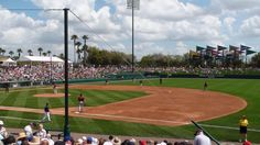 Spring Training at WWOfS Disney- Home of the Atlanta Braves